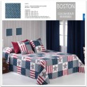 colcha bouti reversible boston